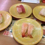 ダイエット中にもかかわらず、かっぱ寿司の食べ放題にチャレンジ!