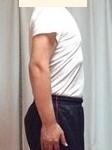 一日一食ダイエット五ヶ月 写真で比較 気になる体重は?